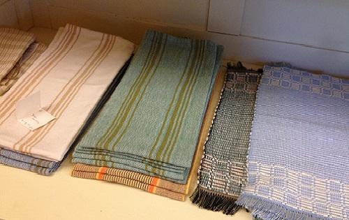 hand woven goods